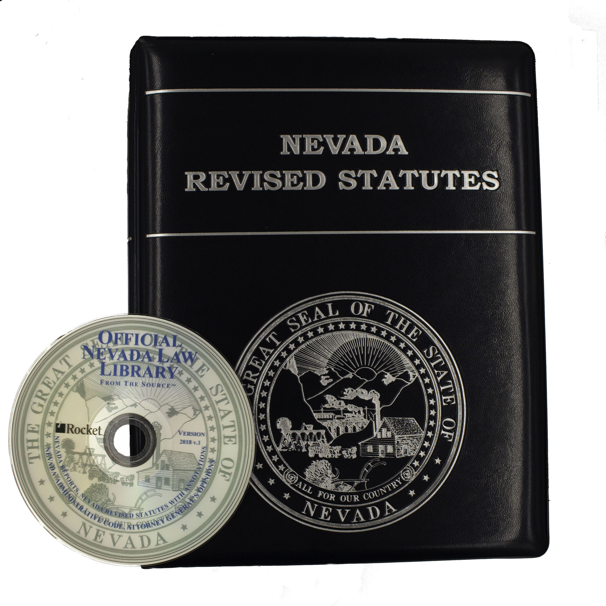 Nevada Revised Statutes >> Nrs Reprint Pages Only And Official Nevada Law Library On Disc