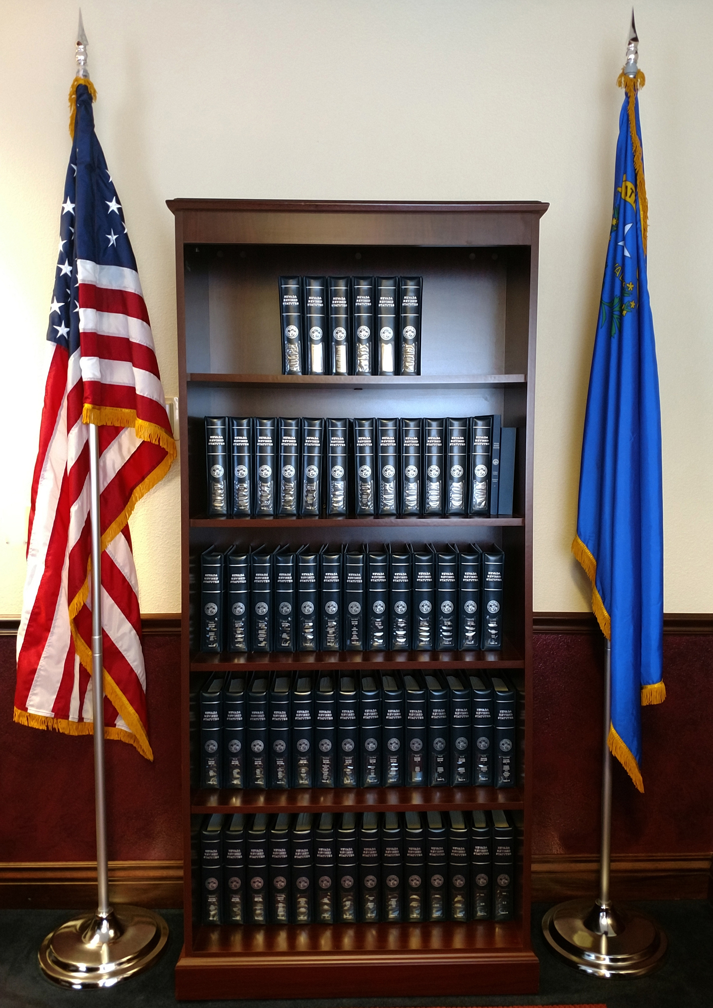 Nevada Revised Statutes 2017, with Binders