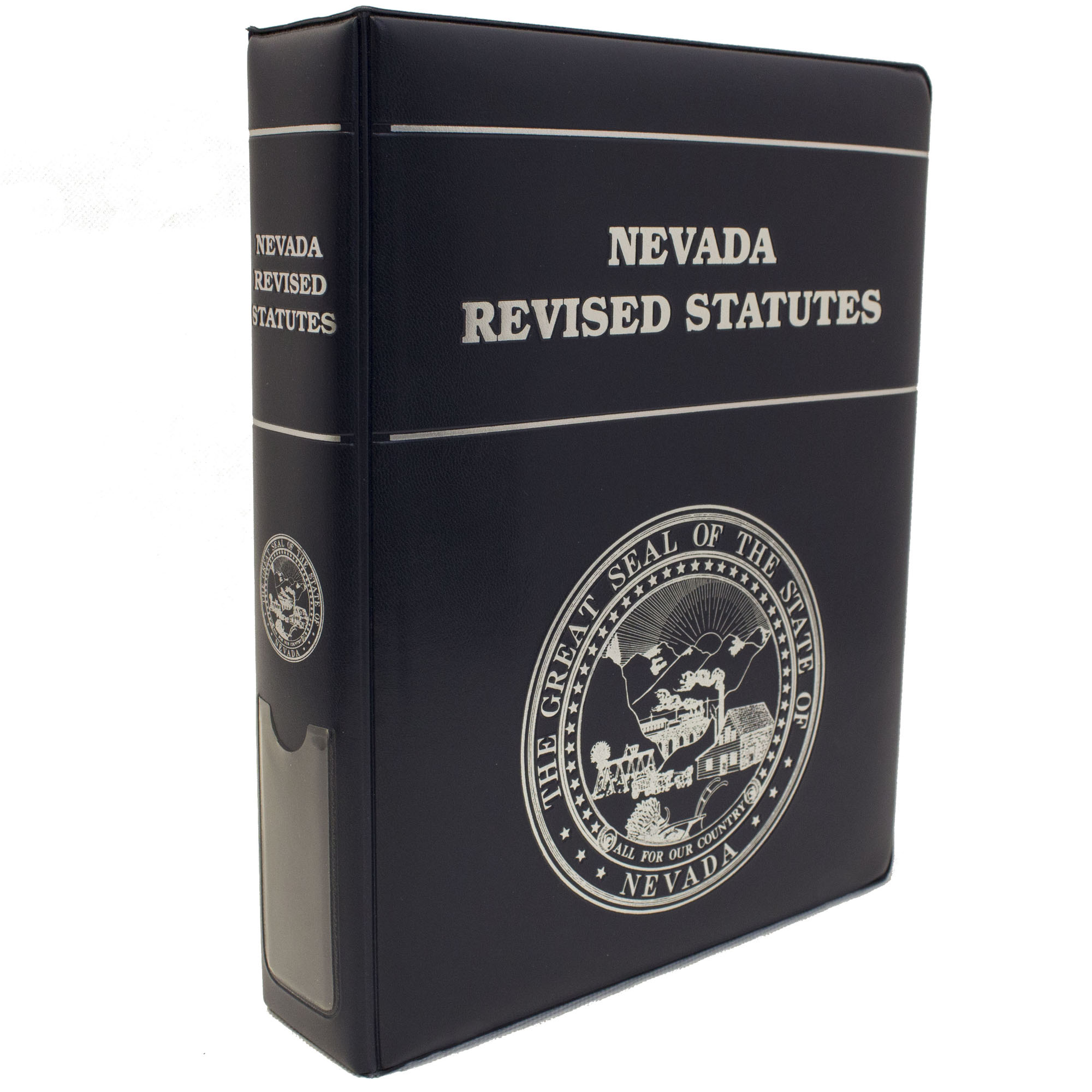 Nevada Revised Statutes >> Nevada Revised Statutes 2017 Pages Only