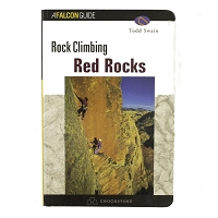 Rock Climbing Red Rocks by Todd Swain
