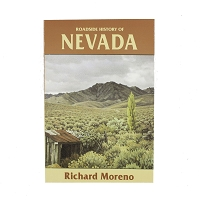 Roadside History of Nevada by Richard Moreno