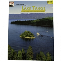 Lake Tahoe - The Story Behind the Scenery by Stanley W. Paher