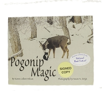 Pogonip Magic by Karen Collett Wilson and Photography by Susan A. Zerga