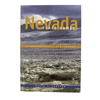 Nevada Place Names by Helen S. Carlson