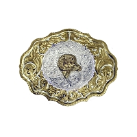 Belt Buckle - 3-D Bighorn Sheep