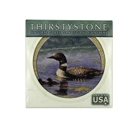 Set of 4 Loons Coasters