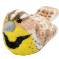 Bird - Plush - Western Meadowlark