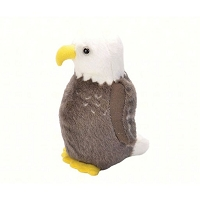 Predatory Bird - Plush - Bald Eagle