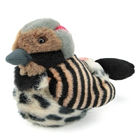 Bird - Plush - Northern Flicker