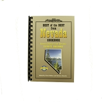 Best of the Best from Nevada Cookbook edited by Gwen McKee and Barbara Moseley