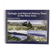 Geologic and Natural History Tours in the Reno Area - Expanded Edition - Nevada Bureau of Mines and Geology