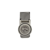 Money Clip - Nevada State Seal on a Silver Money Clip