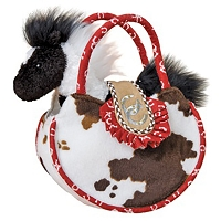 Plush - Purse - Southwestern Sak
