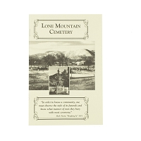 Lone Mountain Cemetery by Cindy E. Southerland