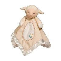 Plush - Snuggler - Lamb Blanket