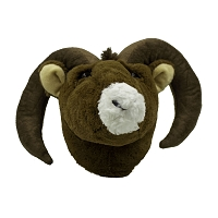 Plush- Bighorn Sheep Wall Jr.