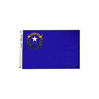 Nevada State Flag - Two Sizes - Nyl-Glo