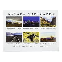 Note Cards - Statewide Nevada Number 4