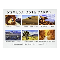 Note Cards - Assortment - Statewide Nevada Number 5