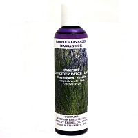 Lavender Massage Oil 4 oz. - Made in Nevada