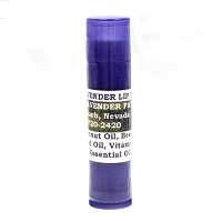 Lavender Lip Balm - Made in Nevada