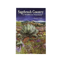 Sagebrush Country - A Wildflower Sanctuary by Ronald J. Taylor
