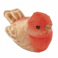 Bird - Plush - House Finch