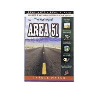 The Mystery at Area 51 by Carole Marsh