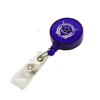 Retractable Badge Holder with Battle Born Imprint