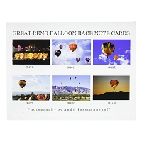 Note Cards - Statewide Assortment Six Cards Set 18