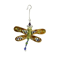 Ornament - Abacus Dragonfly Ornament