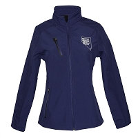 Jacket - Ladies Welded Soft Shell Jacket with Nevada Proud Logo
