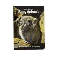 Our Nevada Baby Animals in English and Spanish by Jerri Conrad