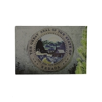 Magnet - Nevada State State Seal Refrigerator Magnet