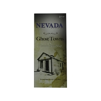 Map - Ghost Towns & Historic Sites - 2016