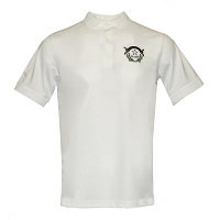 Callaway Golf Shirt with Battle Born Logo - White