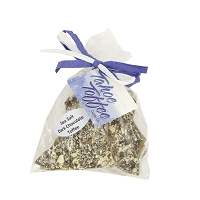 Dark Chocolate Sea Salt Tahoe Toffee 4 oz. - Made in Nevada