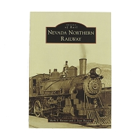 Nevada Northern Railway by Mark S. Bassett, J. Joan Bassett