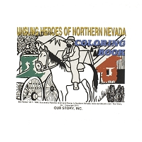 Unsung Heroes of Northern Nevada Coloring Book by Our Story, Inc.