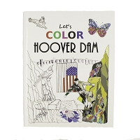Let's Color Hoover Dam by Rudi Kraft and Mary Venable