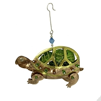 Ornament - Emerald Tortoise Ornament