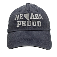 Cap - Nevada Proud Denim Cap
