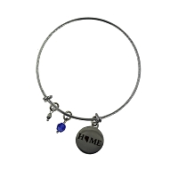 Bracelet - Home Nevada (NV) Round Charm