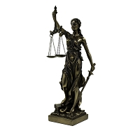 Lady Justice - 12.5