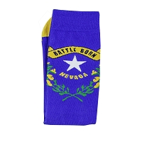 Socks - Nevada Battle Born - Sizes 8 - 12