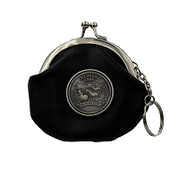 Coin Purse -  Nevada State Quarter Design