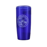 Tumbler with Nevada State Seal - Plastic - USA Made 22 oz.