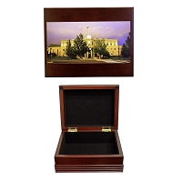 Memory Box with the Nevada Legislative Building Image