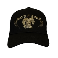Cap - Battle Born - Black