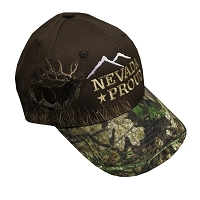 Cap - Nevada Proud - Mossy Oak